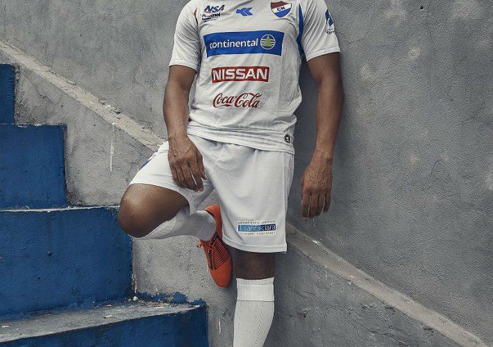Camisetas Nacional de Paraguay 2020