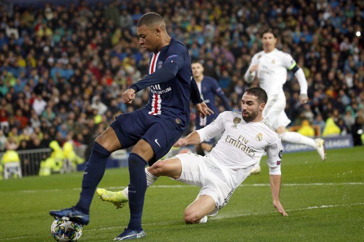 Lebeuf: Mbappe discute con el entrenador, Zidane no querrá usarlo