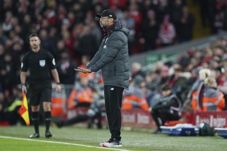 Liverpool llora como un bebé después de perder ante el Atlético de Madrid es estúpido