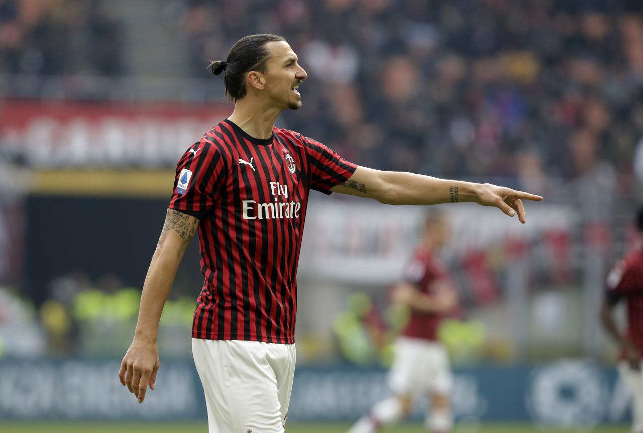 AC Milan-Ibrahimović