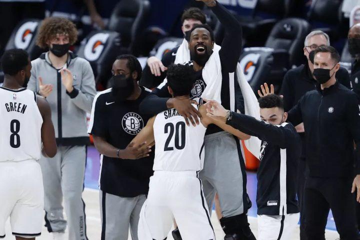 Nueve Nets terminan en cifras dobles mientras Brooklyn destruye Oklahoma City, 147-125