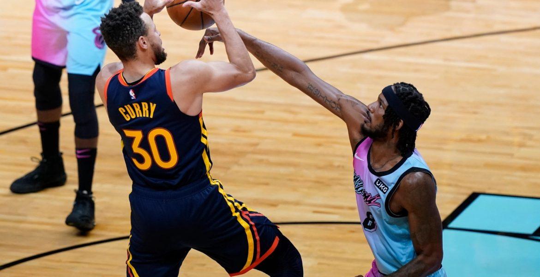 Tres conclusiones de la derrota de los Warriors ante el Heat: otra gran actuación de Steph Curry desperdiciada