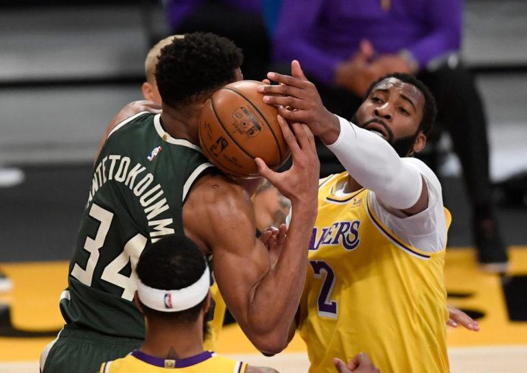 Rumores de los Lakers: no se espera que Andre Drummond se pierda más de 2 juegos con una lesión